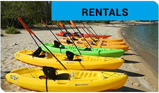 Sand Harbor Rentals - Kayaks, Stand Up Paddleboards & Sailboats