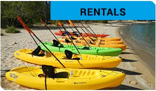 Sand Harbor Rentals - Kayaks, Stand Up Paddleboards & Sailboats